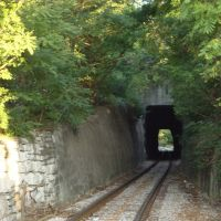 Train Tunnel, Франкфорт