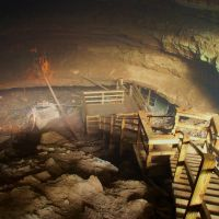 Hidden River Cave, Хорс-Кейв