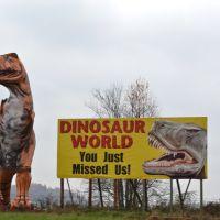 Dinosaur World, Хорс-Кейв