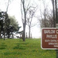 Barlow Cemetery, Хорс-Кейв