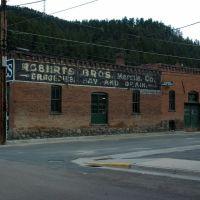 Old Warehouse, Idaho Springs, Colorado, Айдахо-Спрингс