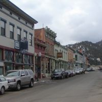 Idaho Springs,Colorado,February 2008, Айдахо-Спрингс