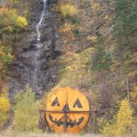 Loch Lomond Hike 10-08 - 10 Halloween Watermill in Idaho Springs, Айдахо-Спрингс