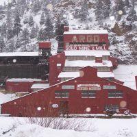 Argo Gold Mill, Айдахо-Спрингс