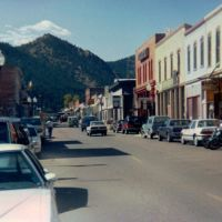 Idaho Springs, CO, Miner St., 1992, Айдахо-Спрингс