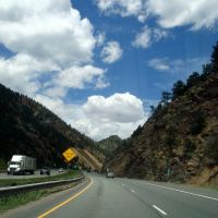 I 70 NEAR IDAHO SPRING, Айдахо-Спрингс