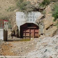 Entrance to the Argo Tunnel, Айдахо-Спрингс