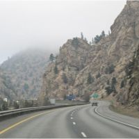I70 West Idaho Springs, Айдахо-Спрингс