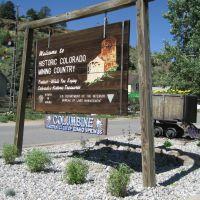 Historic Colorado Mining Country, Айдахо-Спрингс
