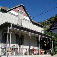 victorian front porch, Айдахо-Спрингс