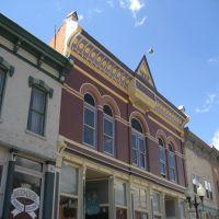 Miners Street, Айдахо-Спрингс