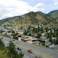 Idaho Springs looking west, Айдахо-Спрингс