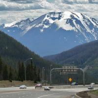 Continental Divide, Айдахо-Спрингс