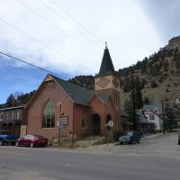 Idaho Springs church, Айдахо-Спрингс