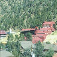 Argo Mine, Idaho Springs, Colorado, Айдахо-Спрингс