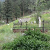 Idaho Springs Cemetery, Colorado, Айдахо-Спрингс