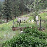 Idaho Springs Cemetery, Colorado, Айдахо-Спрингс