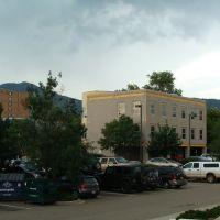 Behind Google Boulder, Аурора
