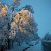 Frozen. October 2009., Аурора