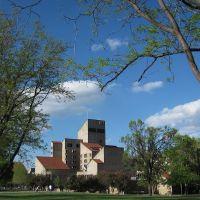 University of Colorado School of Engineering Building, Аурора