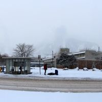 NIST in a snowstorm, Аурора