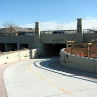 Aprapahoe Ave. bike path underpass., Аурора