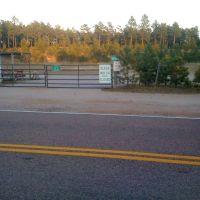 Black Forest, Colorado - Wood Recycling Center, Блэк-Форест