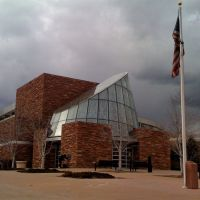 boulder public library, Боулдер
