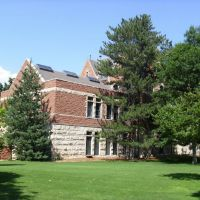 University of Colorado, Boulder, CO,, Боулдер