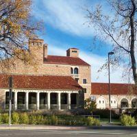 University Memorial Center,Boulder,Colorado,USA, Боулдер