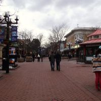 BOULDER - PEARL STREET MALL, Боулдер