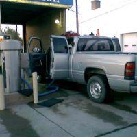 Corner Car Wash, Браш
