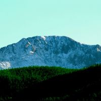 Pikes Peak, Вудленд-Парк