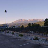 Mountain Mc Donalds Rocky Mountains Colorado, Вудленд-Парк