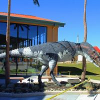T-rex comes alive!, Вудленд-Парк