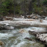 creek in glenwood canyon, Гленвуд-Спрингс