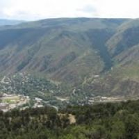 Glenwood Springs Panoramic, Гленвуд-Спрингс