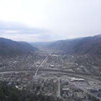 Glenwood Springs panorama, Гленвуд-Спрингс