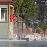Lifeguards always on duty, Гленвуд-Спрингс