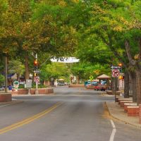 main street sunday _ grand junction, colorado_sept 16, 2007 _ (© 2008 megart), Гранд-Джанкшин