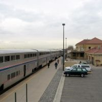 Grand Junction station., Гранд-Джанкшин