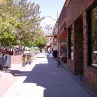 Main Street at Grand Junction - July 2008, Гранд-Джанкшин