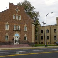 Saint Patrick Presbyterian Church - 10th Avenue - DT Greeley CO, Грили