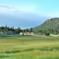 Eleven Mile Reservoir, Lake George Colorado, Грин-Маунтайн-Фоллс