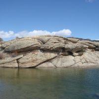eleven mile reservoir , colorado, Грин-Маунтайн-Фоллс