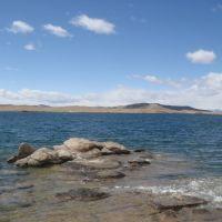 ELEVEN MILE LAKE , COLORADO, Грин-Маунтайн-Фоллс