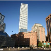 Brown Palace Hotel and Republic Plaza, Денвер