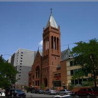 Central Presbyterian Church, Денвер