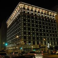 Lighted Delight Downtown Denver (Denver Gas and Electric Building), Денвер