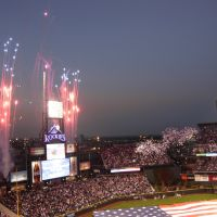 Coors Field World Series 2007, Денвер